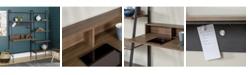 Walker Edison 2-Piece Home Office Wood Desk Set