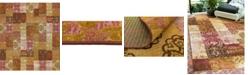 Bridgeport Home Pashio Pas3 Gold 10' x 12' Area Rug