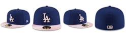 New Era Los Angeles Dodgers Mothers Day 59FIFTY Fitted Cap