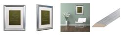 """Trademark Global Christian Jackson 'Hansel Gretel' Matted Framed Art - 16"""" x 20"""""""
