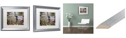 """Trademark Global Jason Shaffer 'Mallard' Matted Framed Art - 20"""" x 16"""""""