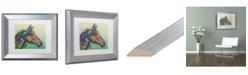 "Trademark Global Dean Russo 'Basha Custom 3' Matted Framed Art - 11"" x 14"""