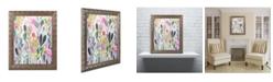 """Trademark Global Carrie Schmitt 'Meadow' Ornate Framed Art - 16"""" x 20"""""""