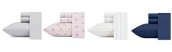 Nautica Cotton Percale Sheet Set, Queen