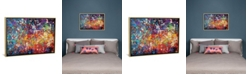 """iCanvas 20 Million Things to Do by Osnat Tzadok Gallery-Wrapped Canvas Print - 18"""" x 26"""" x 0.75"""""""