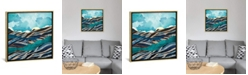"""iCanvas New Day by Spacefrog Designs Gallery-Wrapped Canvas Print - 26"""" x 26"""" x 0.75"""""""