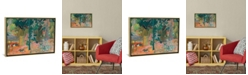 """iCanvas The Bathers by Paul Gauguin Gallery-Wrapped Canvas Print - 18"""" x 26"""" x 0.75"""""""