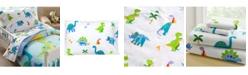 Wildkin Dinosaur Land Toddler Sheet Set