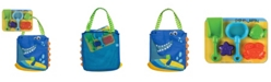 Stephen Joseph Beach Totes with Sand Toy Play Set