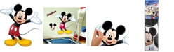 York Wallcoverings Mickey and Friends - Mickey Mouse Peel and Stick Giant Wall Decal