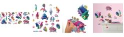York Wallcoverings Trolls Peel and Stick Wall Decals