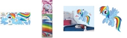 York Wallcoverings My Little Pony Rainbow Dash Peel and Stick Giant Wall Decals
