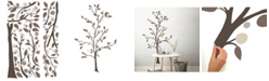York Wallcoverings Mod Tree Peel and Stick Giant Wall Decals