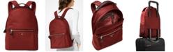 Michael Kors Kelsey Large Nylon Backpack