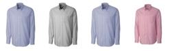 Cutter & Buck Men's Big & Tall Long Sleeves Epic Easy Care Tattersall Shirt