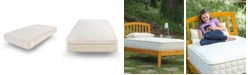 Naturepedic Organic Verse Twin XL Mattress, 100% Organic Certified - Safe and Healthy - Comfort without Chemicals