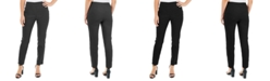 NY Collection Pull-On Skinny Pants