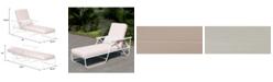 Novogratz Collection Novogratz Poolside Collection Connie Outdoor Chaise Lounge