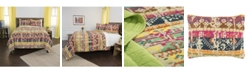 Rizzy Home Riztex USA Dash Queen 3 Piece Quilt Set