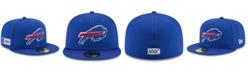 New Era Buffalo Bills On-Field Sideline Road 59FIFTY-FITTED Cap