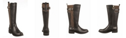 Tommy Hilfiger Toddler, Little and Big Girls Vallary Tall Boots