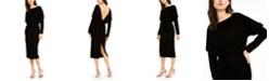 Rachel Zoe Emmaline Open-Back Dress