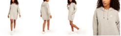 Nike Women's Sportswear Essential Fleece Hoodie Dress