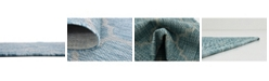 Bridgeport Home Pashio Pas5 Aquamarine Area Rug Collection