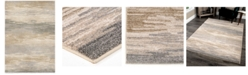"""Palmetto Living Riverstone Distant Meadow Bay Beige 5'3"""" x 7'6"""" Area Rug"""