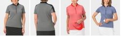 Nancy Lopez Flex Short Sleeve Polo Plus