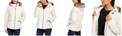 Columbia Women's Sparks Lake™ Hooded Faux-Fur-Trim Coat