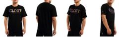 Hudson NYC Men's Clout Worldwide Graphic T-Shirt