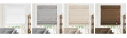 "Chicology Cordless Roman Shades, Soft Fabric Window Blind, 34"" W x 64"" H"