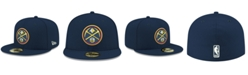 New Era Denver Nuggets Basic 59FIFTY Fitted Cap