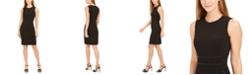 Calvin Klein Tonal-Studded Sheath Dress