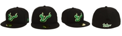 New Era South Florida Bulls AC 59FIFTY-FITTED Cap