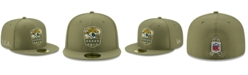 New Era Jacksonville Jaguars On-Field Salute To Service 59FIFTY-FITTED Cap