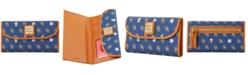 Dooney & Bourke Leather Continental Walltet