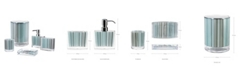 Immanuel Iced 5 Piece Bathroom Accessory Set