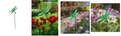 Creative Motion Painted Metal Garden Stakes
