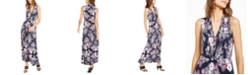 INC International Concepts INC Printed Maxi Dress, Created For Macy's