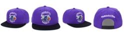 Mitchell & Ness Charlotte Hornets 2 Tone Classic Snapback Cap
