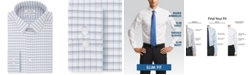Calvin Klein Logo Slim Fit Stretch Collar Dress Shirt, Online Exclusive