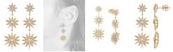 Serena Williams Jewelry Diamond (1 ct. t.w.) Star Drop Earrings in 14K Yellow Gold