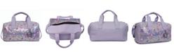 OMG! Accessories Miss Gwen's Unicorn Snacks Metallic Duffle Bag