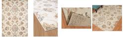 "Asbury Looms Bridges Via Vicosa 3001 00197 912 Cream 7'10"" x 10'6"" Area Rug"