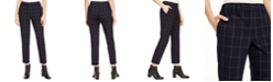 Marella Printed Ankle Pants
