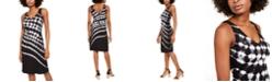 INC International Concepts INC Tie-Dye Sleeveless Dress, Created For Macy's