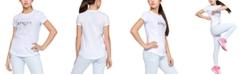 Under Armour Big Girls Athlete-Print T-Shirt