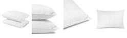 Calvin Klein Grid Logo Down Alternative Pillows